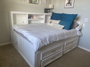 Storage Bed- Full for Sale in Chula Vista, CA