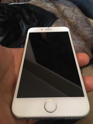 iPhone 6 (don't know what's wrong with it) for Sale in Salt Lake City, UT