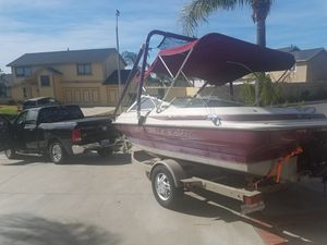 MAXUM BOAT for Sale in Lake View Terrace, CA