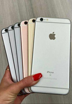 iPhone 6s plus 32gb unlocked for Sale in Seattle, WA