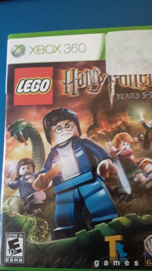 Lego Harry Potter Year 5-7 Xbox360 for Sale in Carthage, MO