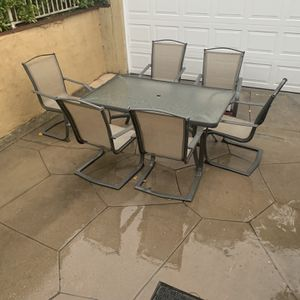 Patio Table for Sale in Burbank, CA