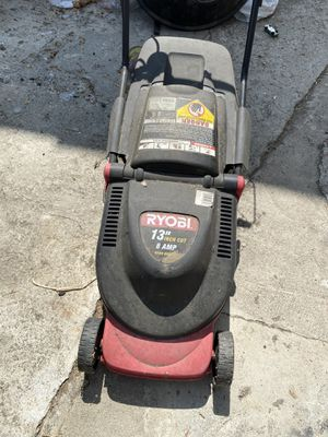 Ryobi Electric Lawn Mower for Sale in Los Angeles, CA