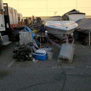 Miscellaneous Boat Parts for Sale At Storage for Sale in Anaheim, CA