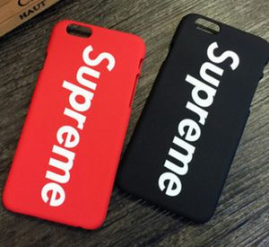 New Supreme IPhone Cases For 6 /6s / 6 Plus / 7 / 7 Plus / 8 / 8 Plus for Sale in Sacramento, CA