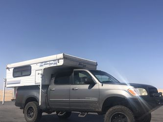 Pop Up Truck Camper for Sale in San Diego,  CA