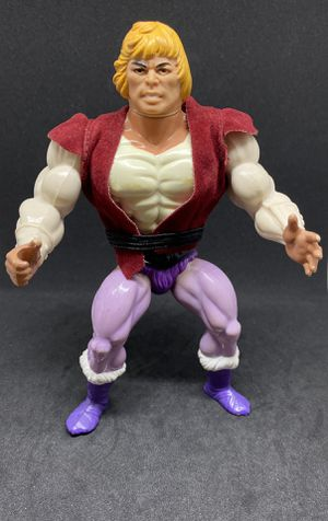 Mattel 1981 He-Man Masters of the Universe MOTU PRINCE ADAM action figure for Sale in Anaheim, CA