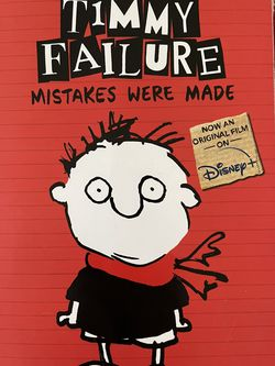 Timmy Failure Mistakes Were Made for Sale in Herriman,  UT
