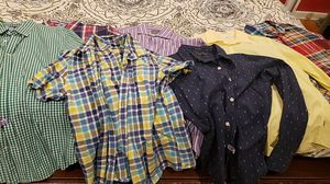 Shirts brand name large ,xlarge for Sale in Lodi, NJ