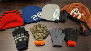 Beanies and wintwe gloves for Sale in Virginia Beach, VA