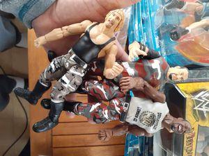 WWE action figures for Sale in Pennsauken Township, NJ
