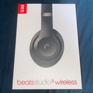 Beats studio 3 Wireless for Sale in Staten Island, NY
