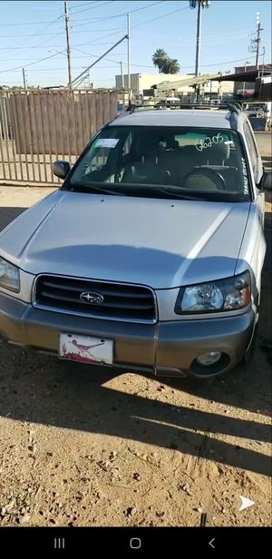 Subaru forester for Sale in Tucson, AZ