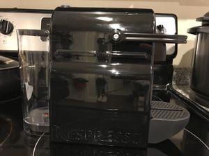 Nespresso Inissia D40 espresso coffee maker for Sale in San Diego, CA