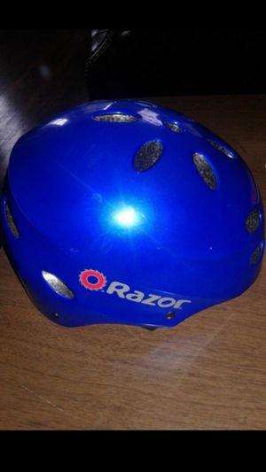 Kids razor helmet size medium for Sale in San Antonio, TX