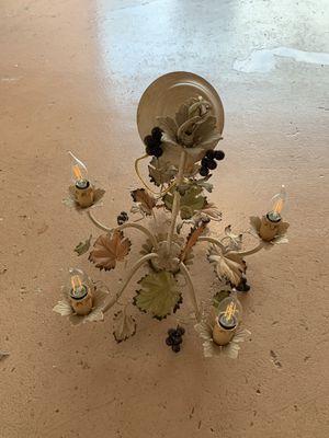 Vintage chandelier for Sale in HUNTINGTN BCH, CA