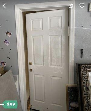 Six panel door garage for Sale in Las Vegas, NV
