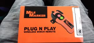 Mile Marker wiresless winch remote. for Sale in Hollywood, FL