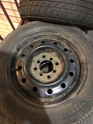 Snow rims size 14s for Sale in East Wenatchee, WA