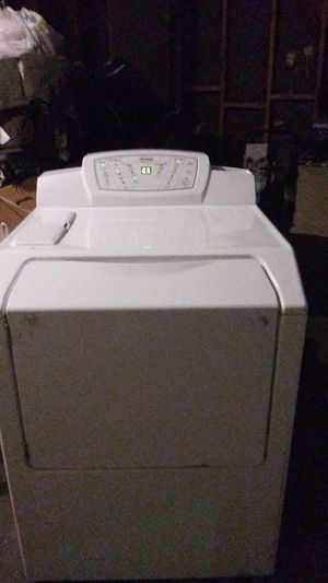 Washer and dryer set digital..1999 for Sale in North Las Vegas, NV