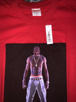 Supreme SS20 Tupac Tee Size XL for Sale in Los Angeles, CA
