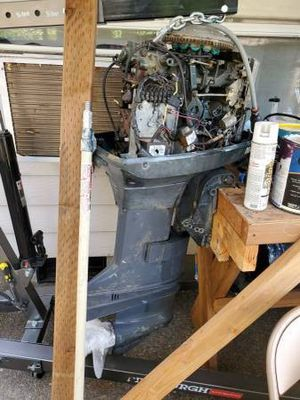 Johnson outboard 60 hp motor for sale for Sale in Tigard, OR