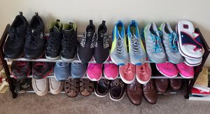 $10 EACH!!! 40+ pairs of shoes men/women/kids in good condition! for Sale in Lake Mary, FL