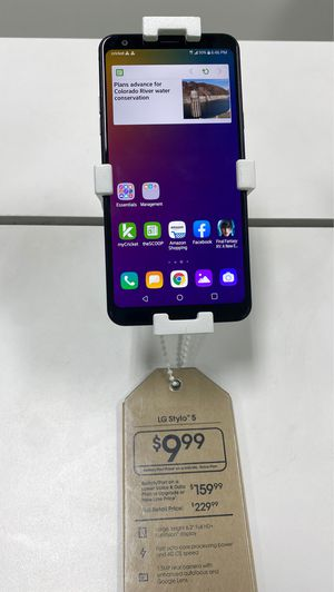 LG Stylo 5 $9.99 !!! for Sale in Fort Smith, AR