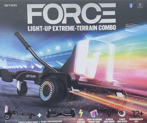 Jetson Force Light Up Extreme Terrain Hoverboard for Sale in Covina,  CA