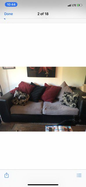 New used couch for Sale in Morgan Hill, CA