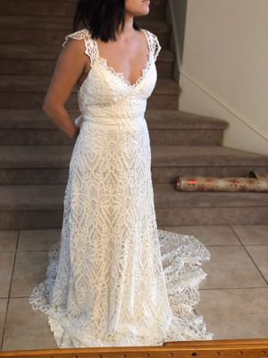 Anna Campbell wedding dress for Sale in Rialto, CA