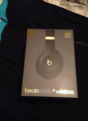 Brand New Beats Studio 3 Wireless for Sale in Virginia Beach, VA
