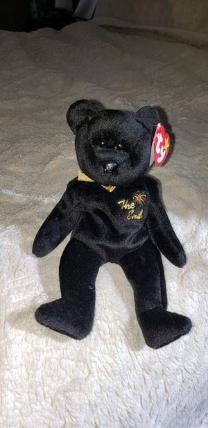 TY Beanie Baby....The End for Sale in Coconut Creek, FL