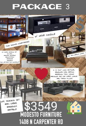 Everything in picture!! $3549 for Sale in Modesto, CA