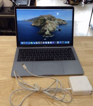 2019 MacBook Pro 256gb SSD 8gb ram i5 with Touch Bar in perfect condition for Sale in Roseville, CA
