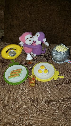 American girl doll/ Julie's snack set ( discontinued item) for Sale in Los Angeles, CA