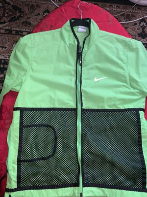 Supreme x Nike trail jacket for Sale in Takoma Park, MD