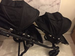 2014 great condition baby jogger city select double for Sale in Fort Lauderdale, FL