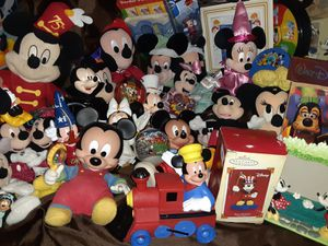 41 Mickey mouse items $30 for Sale in Philadelphia, PA