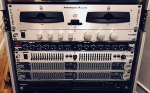 Equalizer & Dj Equipment For Sale! for Sale in Bronx, NY