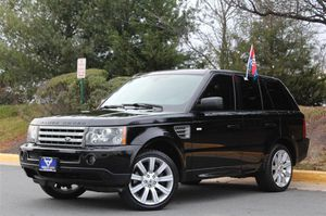 2008 Land Rover Range Rover Sport for Sale in Sterling, VA