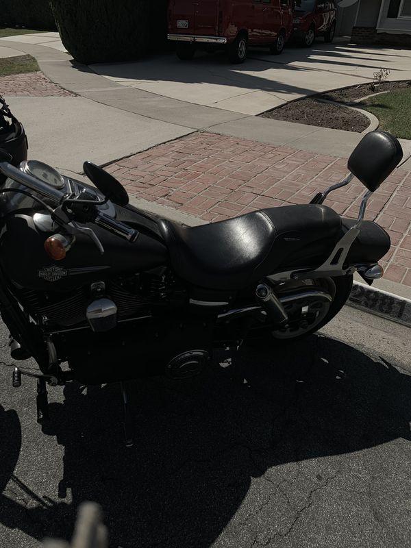 08 Harley Davidson dyna fat Bob