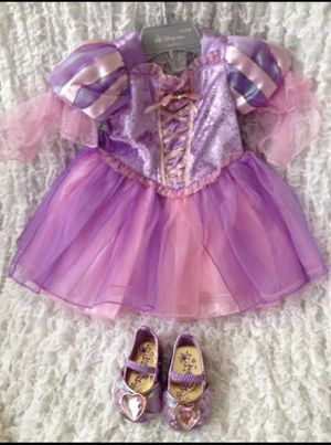 Rapunzel costume 6-12 months. for Sale in Tamarac, FL