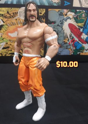 WWE Jakks Classic Superstars Limited Sabu ECW Action Figure for Sale in Oakland, CA