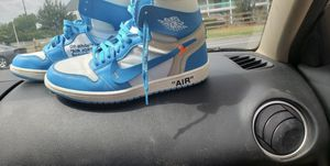 OFF WHITE X AIR JORDAN 1 for Sale in Charlotte, NC