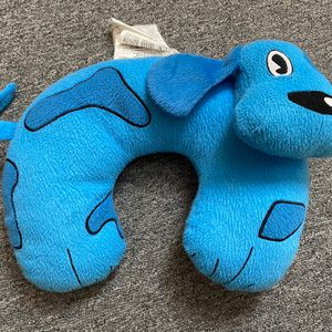 Blue dog Kids Neck Pillow for Sale in Polaris, MT