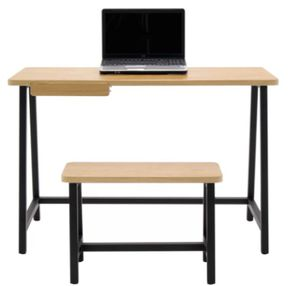 Solid wood desk for Sale in Los Angeles, CA