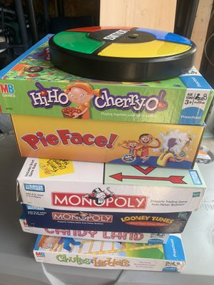 Family board games for Sale in Delaware, OH