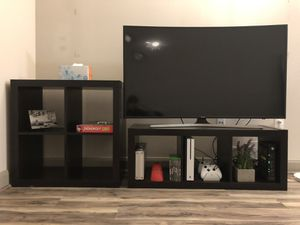 Convertible TV Stand/ Bookshelves for Sale in Bellaire, TX