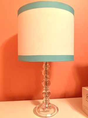 Pottery barn teen lamp for Sale in Hamilton Township, NJ